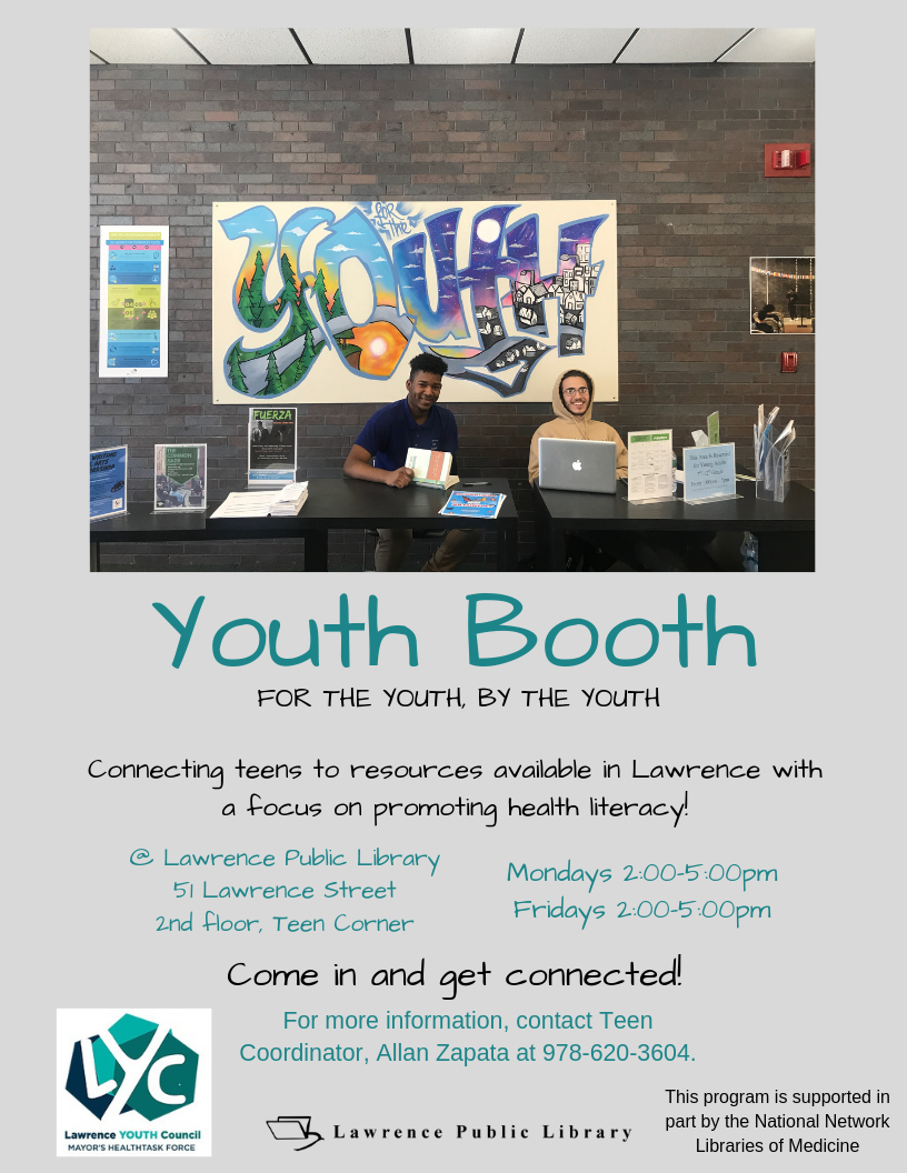 Youth Booth