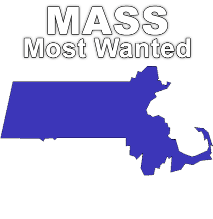 Massachusetts most wanted