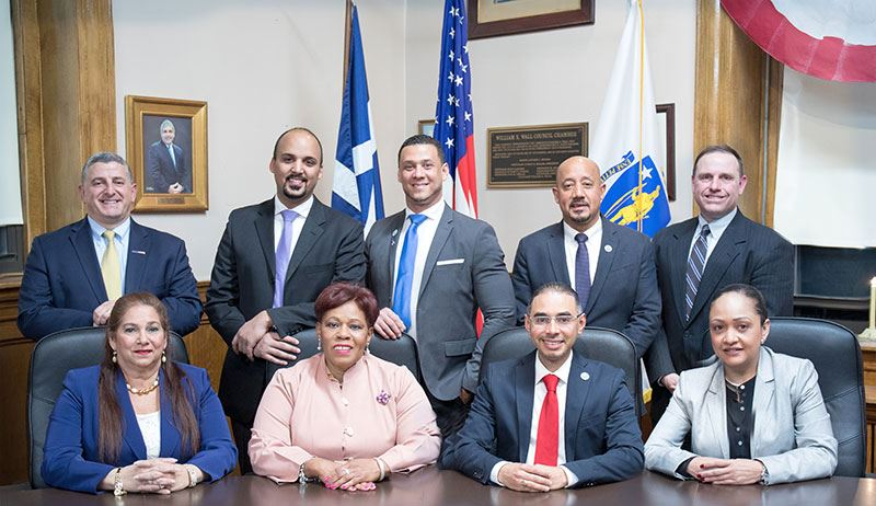 2018 City Council Group Image