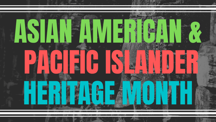 website Asian Pacific Heritage Month