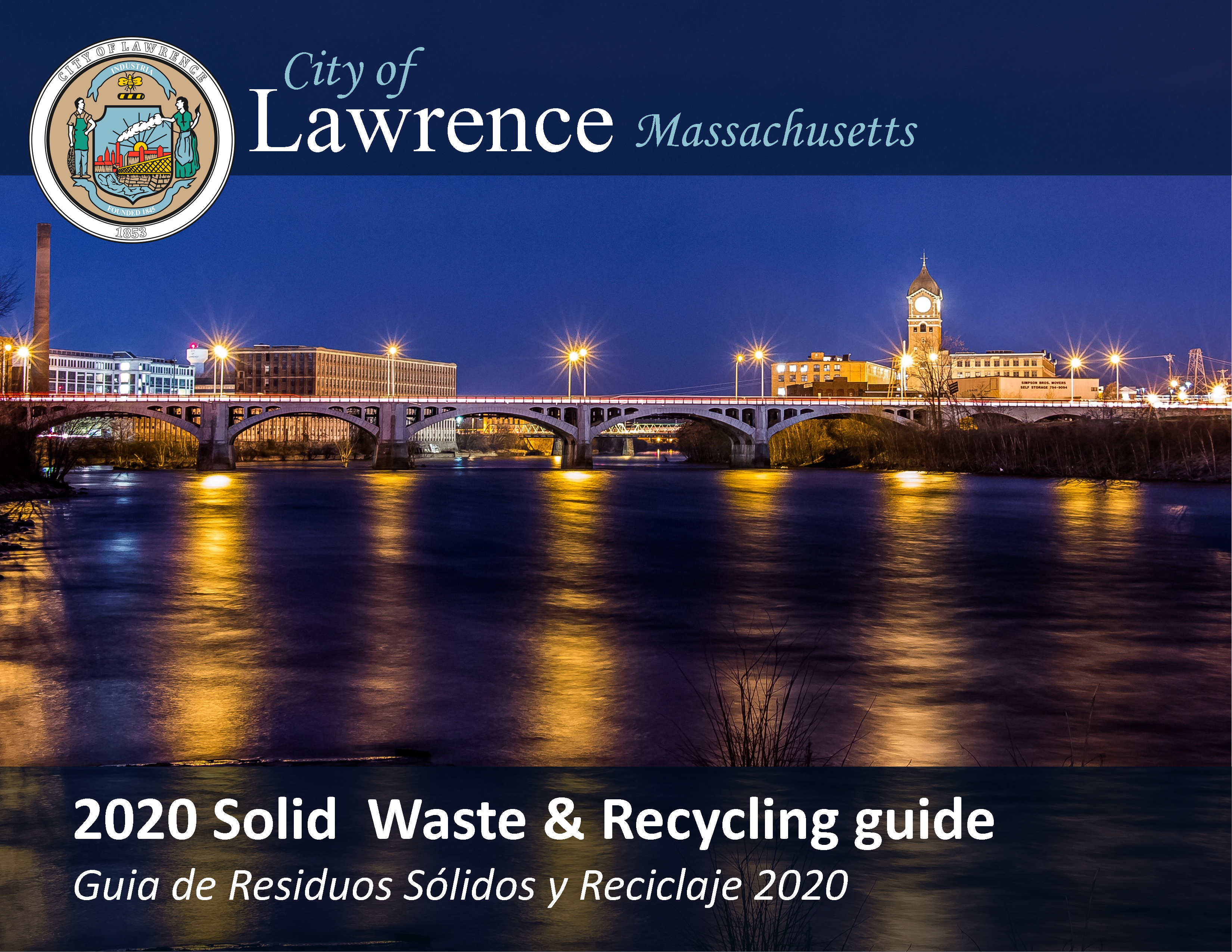 2020 Solid Waste and Recycling Guide - Guia de Residuos Solidos y Reciclaje