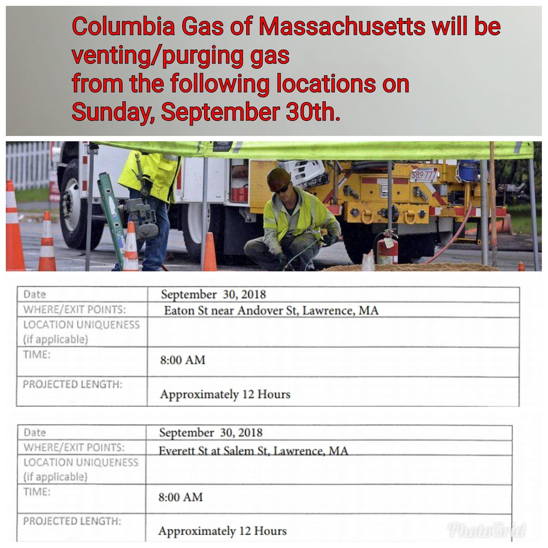 Lawrence Gas Emergency | Lawrence, MA